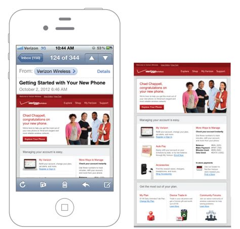 read on mobile how to ensure emails can be read easily on a mobile phone