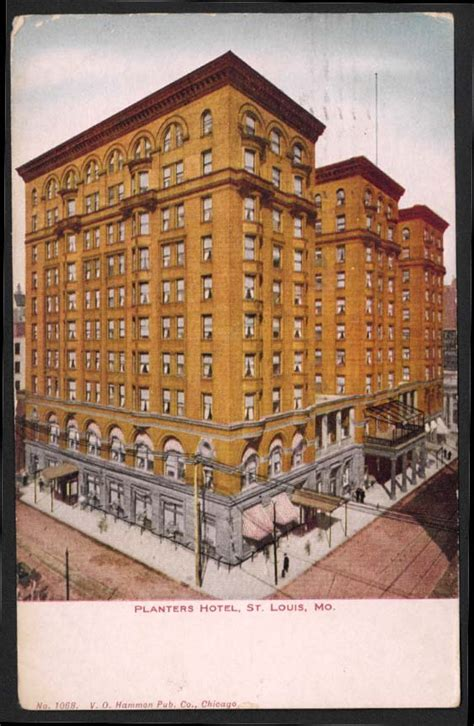 early st louis hotels