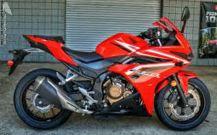 Honda Cbr500r 0 60 2016 Honda Cbr500r Sport Bike Cbr Motorcycle Walk Around