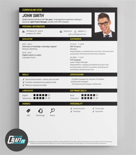 Original Cv Template by 16 Best Images About Cv Templates Creative Cv Cv