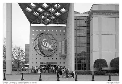 Black Mba Coca Cola Executive Atlanta by Black And White Picture Photo World Of Coca Cola R