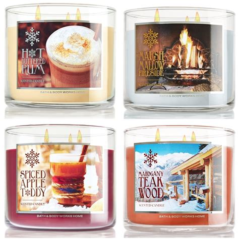 bath body works winter 2014 candles launch musings of
