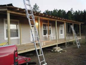 building porch roof on mobile home plan showy design