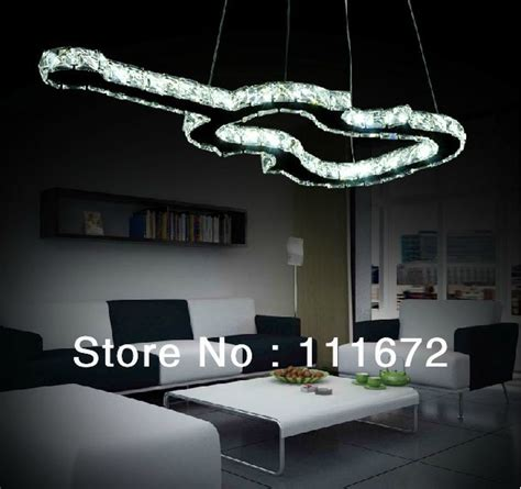 crystal ls for bedroom aliexpress com buy new creative guitar dual led crystal