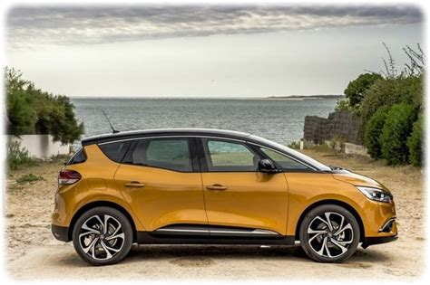 renault scenic 2017 the 2017 renault scenic and grand scenic