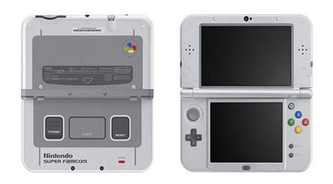 Nintendo New 3ds Xl Whitemetalic Bluered new nintendo 3ds xl looks like a famicom console origins
