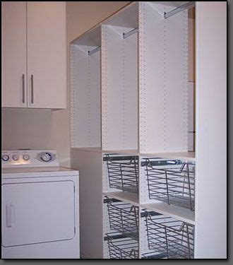 Laundry Org Inc Custom Laundry Room Storage And Organizing Laundry Room Cabinets