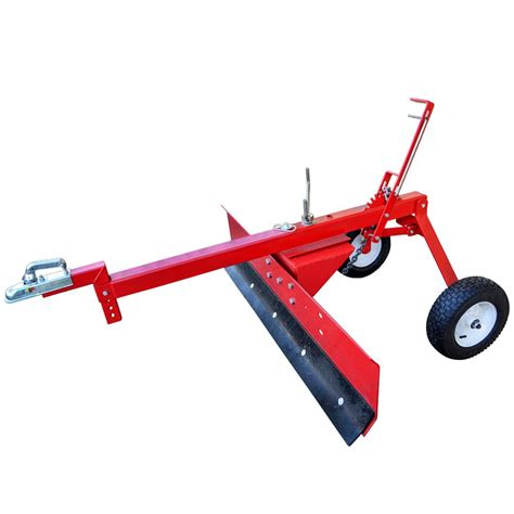 blades for grades 5 grade blade w wheels for atv agri supply