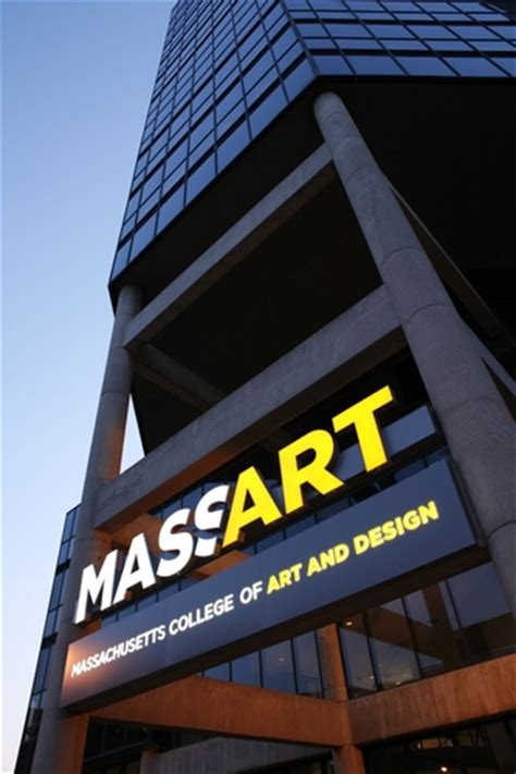Umass Mba Gre Requirement by Mass Massachusetts College Of And Design