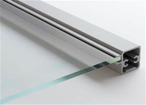 Glass Inserts For Kitchen Cabinet Doors aluminum frame rocca 171 aluminum glass cabinet doors