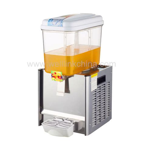 Juice Dispenser Machine slush juice machine well link machinery