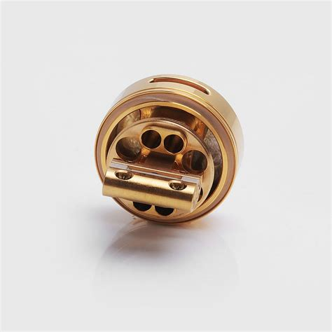 Rta Troll Authentic authentic wotofo the troll rta gold 5ml 24mm rebuildable atomizer