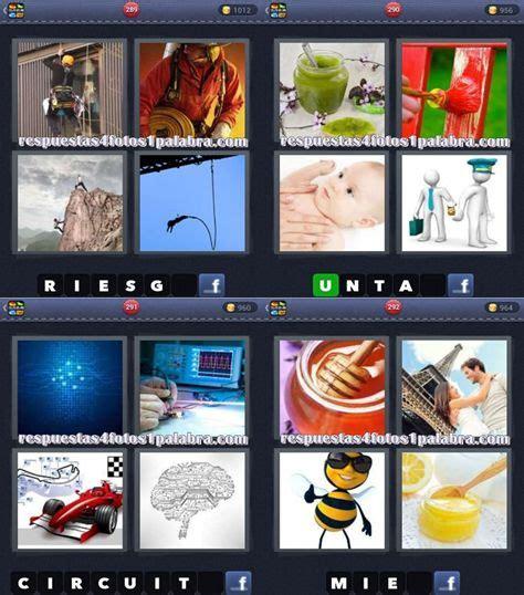 4 imagenes y una palabras soluciones 4 fotos 1 palabra nivel 281 300