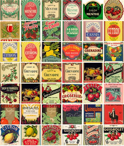 printable vintage labels for cans lemonade goodies part 2 i do it yourself 174