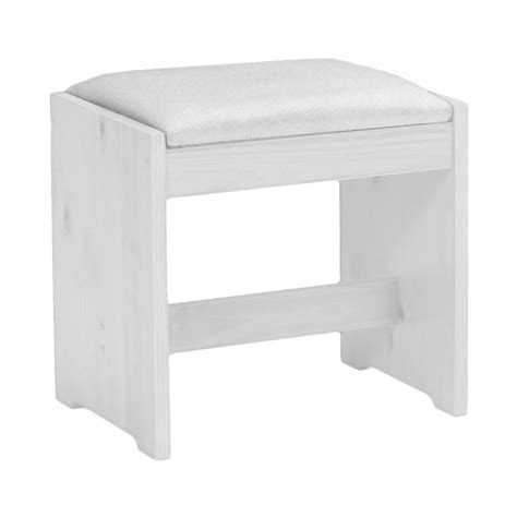 dressing table stool box upholstered dressing table stool in antique graphite or