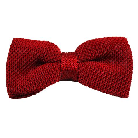 knitted silk bow tie plain silk knitted bow tie from ties planet uk
