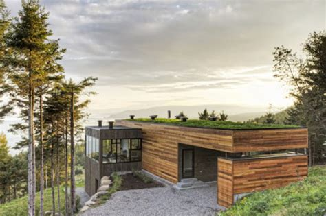 creative contemporary all wood hillside home design on the radar exclusive build blog