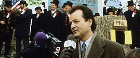 groundhog day synopsis groundhog day review summary 1993 roger ebert
