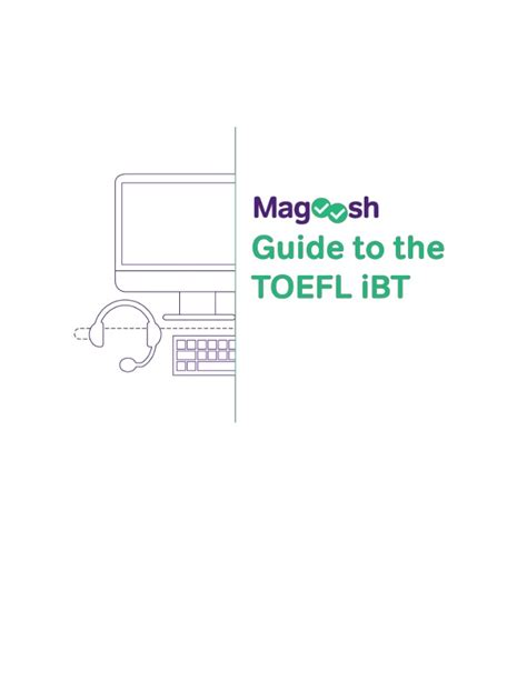 How To Prepare Toefl For Pemula Cd 1 magoosh s guide to the toefl ibt