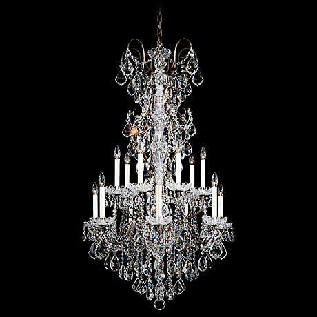 Schonbek Renaissance Collection 26 1 2 Quot Crystal Chandelier Design Your Own Chandelier