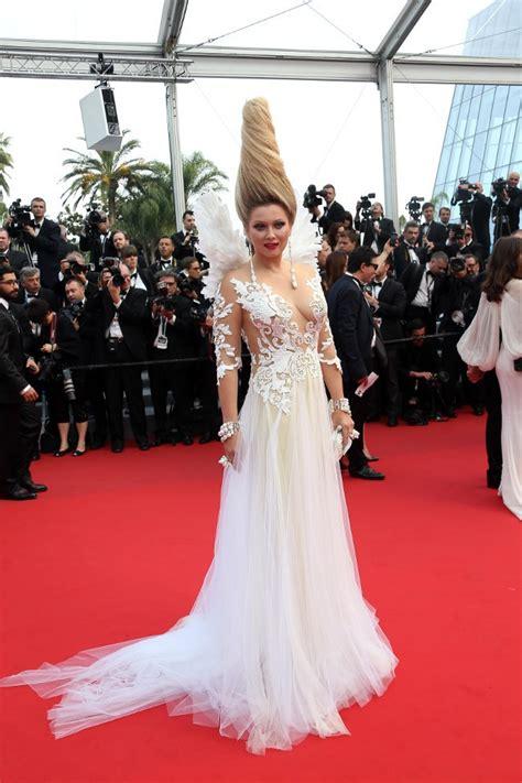 Cannes Buzz by Photos Cannes 2015 L Ovni Lenina Fait Encore Le