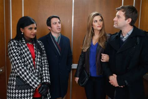 the mindy project review quot christmas party sex trap