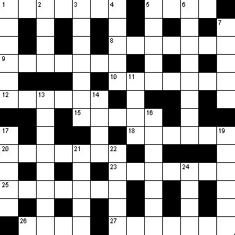 images  crossword puzzle blank grid template