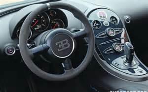Bugatti Veyron Steering Wheel Bugatti Veyron Sports European Car Magazine