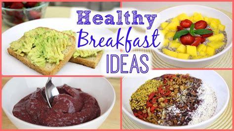 healthy breakfast ideas gluten dairy free youtube