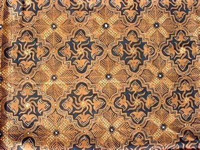 jenis pattern kain contoh motif batik