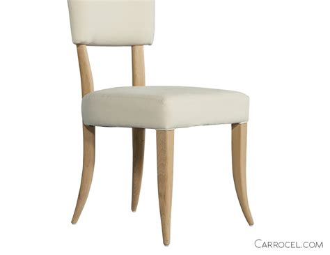 Custom Dining Chairs Elis Custom Dining Chair Carrocel Furniture