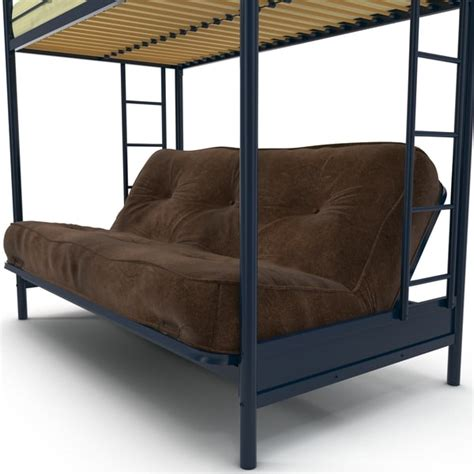 Dorel Futon Bunk Bed by 3d Bunk Bed Dorel Model