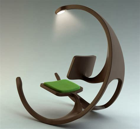 Reading Chair Modern Design Ideas New Chair Designs December 2010