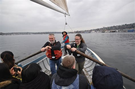 center for wooden boats volunteer take a free sail any sunday or learn to sail and never
