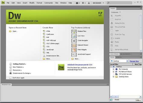membuat website real time cara simple membuat website menggunakan adobe dreamweaver