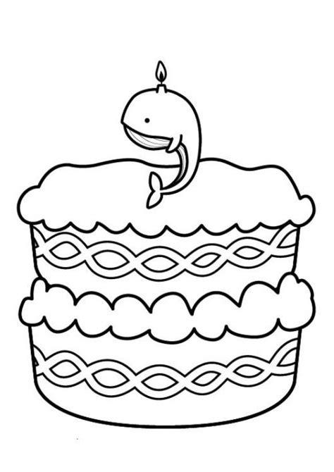 malvorlagen kuchen kostenlose malvorlage geburtstag kuchen zum neunten