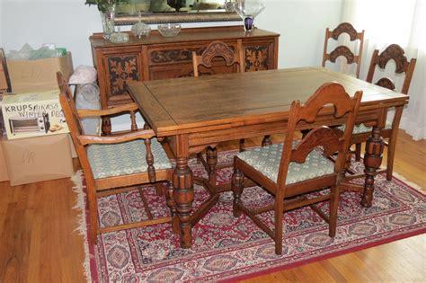 antique vintage dining room set antique appraisal