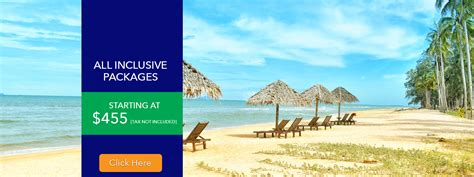 local travel agency airfare  inclusive packages