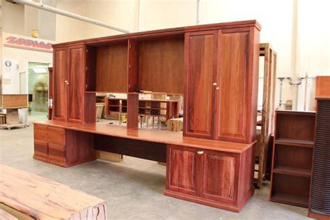 custom made couches perth bespoke fully custom jarrah office wall unit bespoke