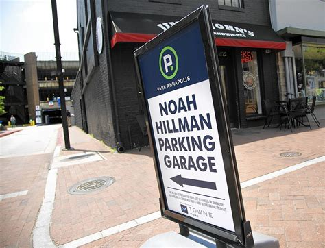 Annapolis Md Parking Garages by Annapolis Parking Guide Best To Find A Garage Space And