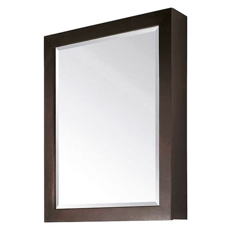 espresso mirror bathroom avanity modero 28 inch traditional bathroom mirror