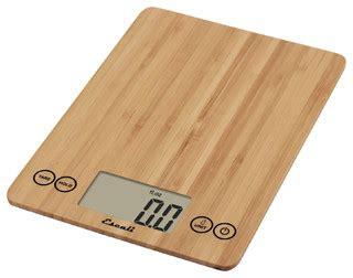 Bamboo Kitchen Scale by Escali Escali Arti 15 Lb Digital Kitchen Scale Bamboo