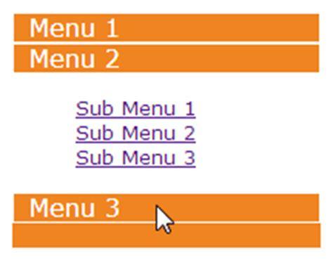 design menu in asp net ajax accordion exle to create vertical dropdown menu in