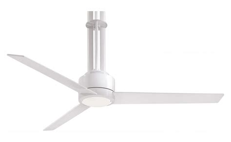 white 3 blade ceiling fan minka aire white 3 blade 56in ceiling fan light wall