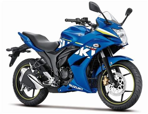 Suzuki Gixxer Faired Suzuki Gixxer Sf Launched Price Brochure