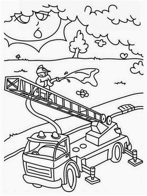 firefighter coloring pages firefighter coloring pages to print realistic coloring pages