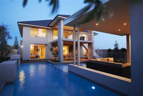 australian contemporary house designs modern house real estate australia modern house