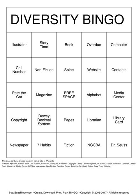 diversity bingo cards pictures to pin on pinterest pinsdaddy