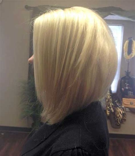 bob haircuts same length at back 15 best back view of bob haircuts short hairstyles 2016