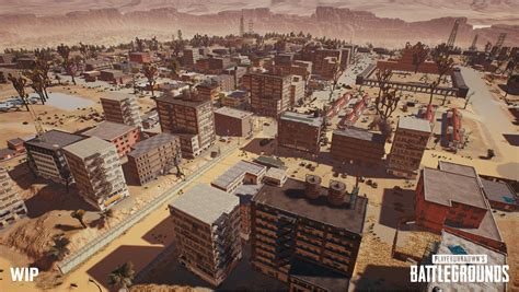 new pubg map puts desert before chicken dinner shacknews